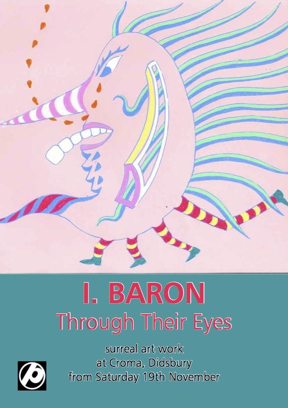 I.Baron poster